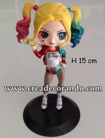 statuina harley quinn suicide squad